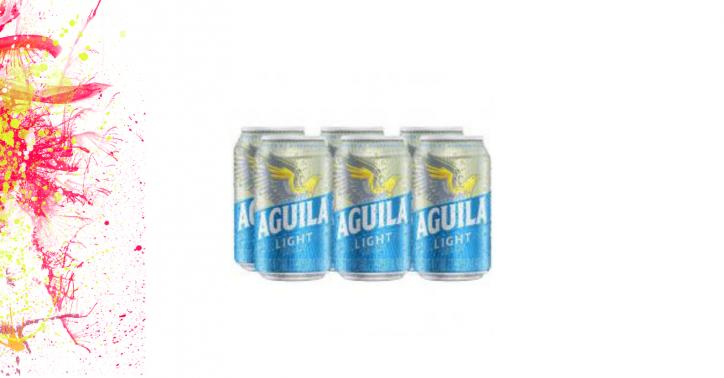 Cerveza Aguila Ligth