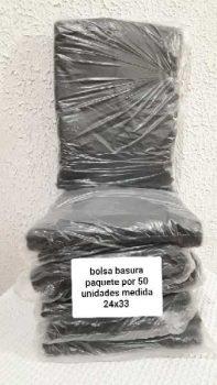 Bolsas para basura
