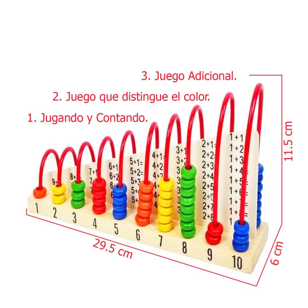 Abaco Didáctico Juguetería Piñatas Regalos Juguetes Fiestas