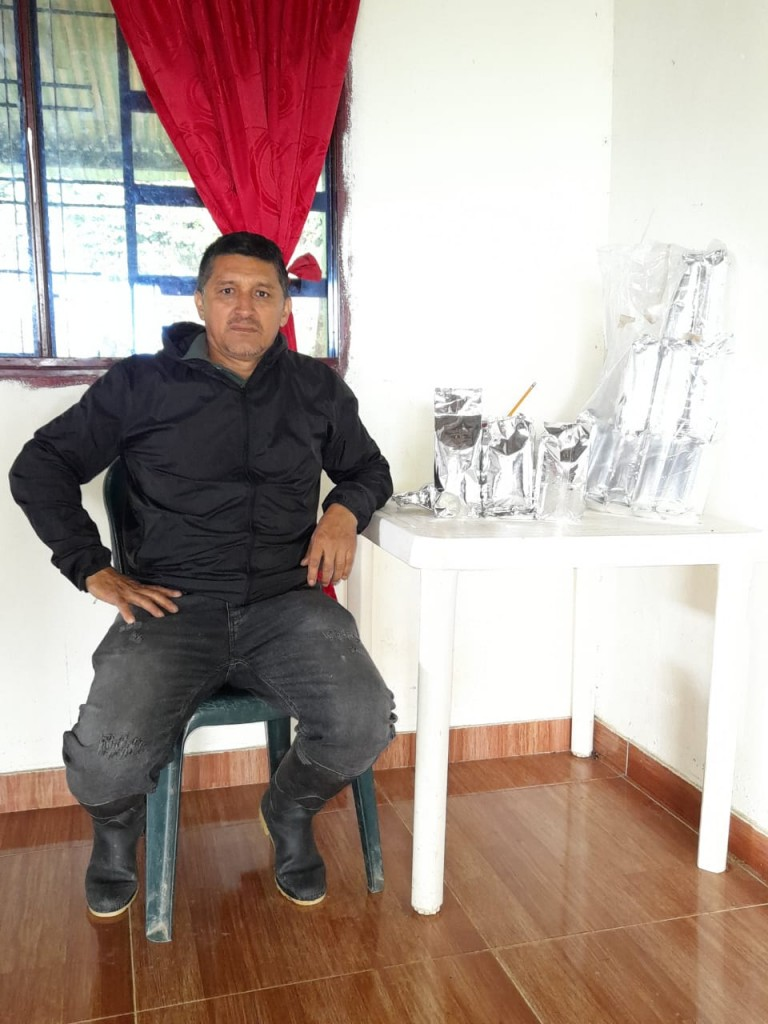 CAFE MOLIDO LA ESMERALDA